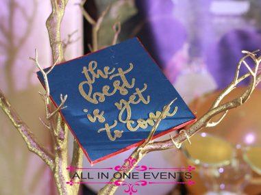 The best is yet to come-Charbel's Graduation - All In One Events