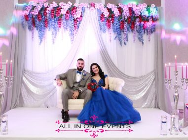 Abood & Raghad Engagement Party - All In One Events