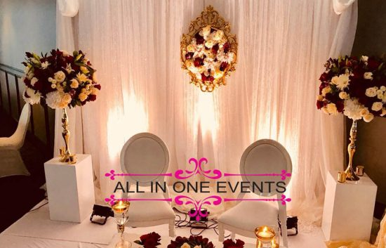 Amer & Hadeel's Engagement Party - All In One Events