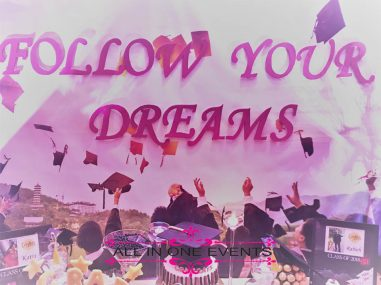 Follow your Dreams - Katia & Rabie Party - All In One Events