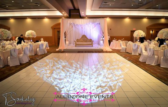 All in One Events - Ibrahim & Mariam Wedding