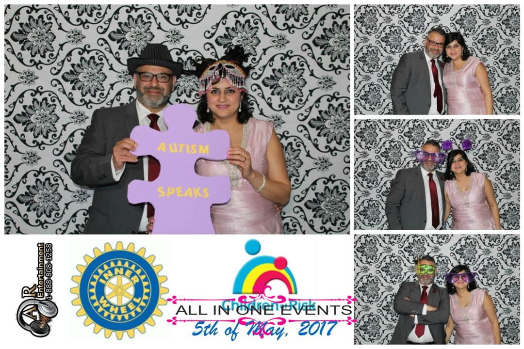 Inner Wheel Club of Ottawa Gala Fundraiser - All In One Events
