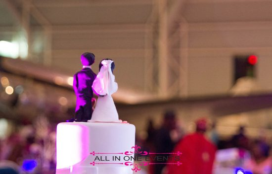 All in One Events - Jed & Rosemary's Wedding