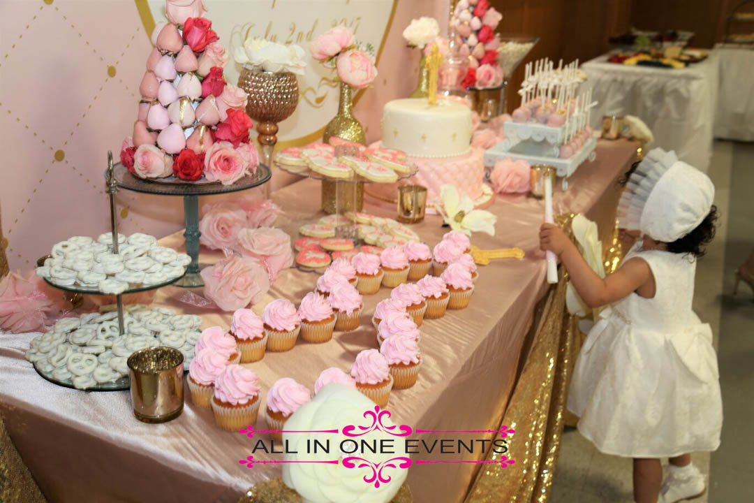 Joelle Ghawi's Baptism - All In One Events