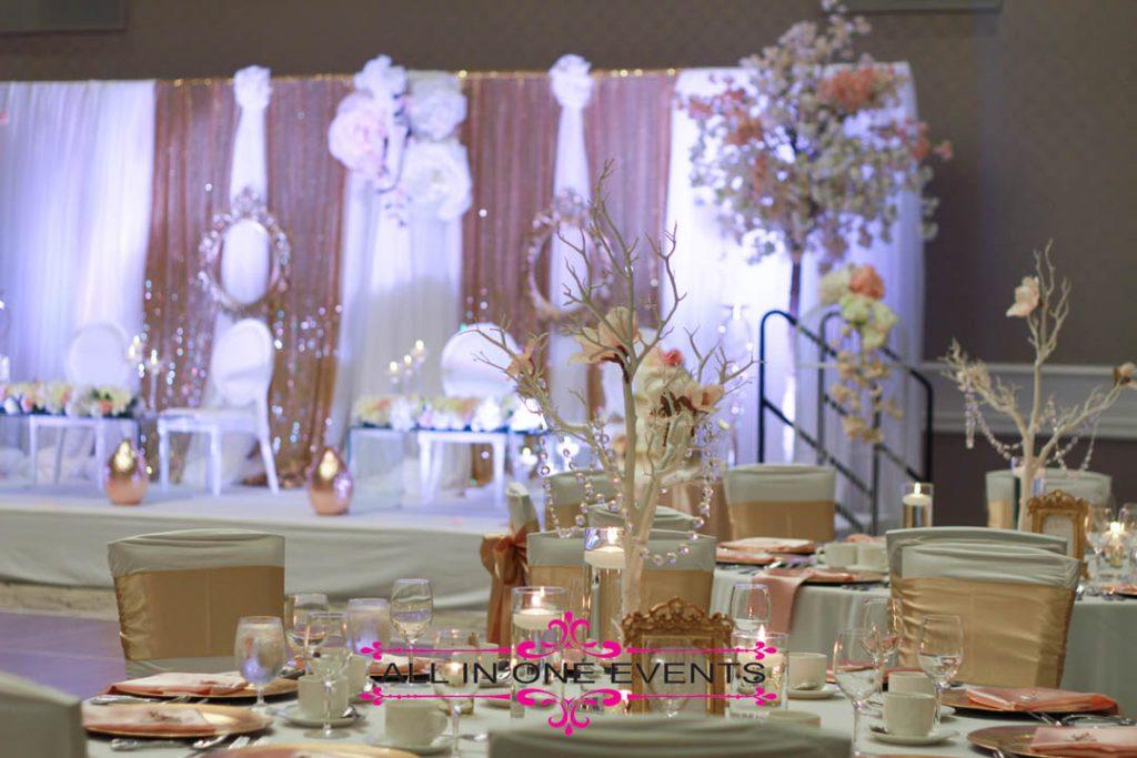 All In One Events - Kifayat Khadija & Ali Habiba Double Wedding