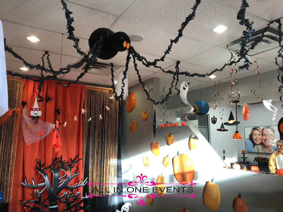 Centrum Dental Centre - Halloween Party - Little Smiles Day - All In One Events