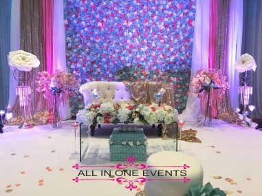 All In One Events - Qais & Beenafsh's Wedding