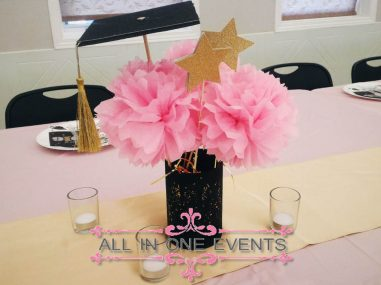 Sweet Nurse Graduation Party - All In One Events