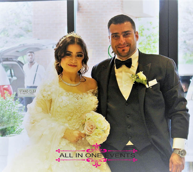 All In One Events - Tarek & Amal's Wedding