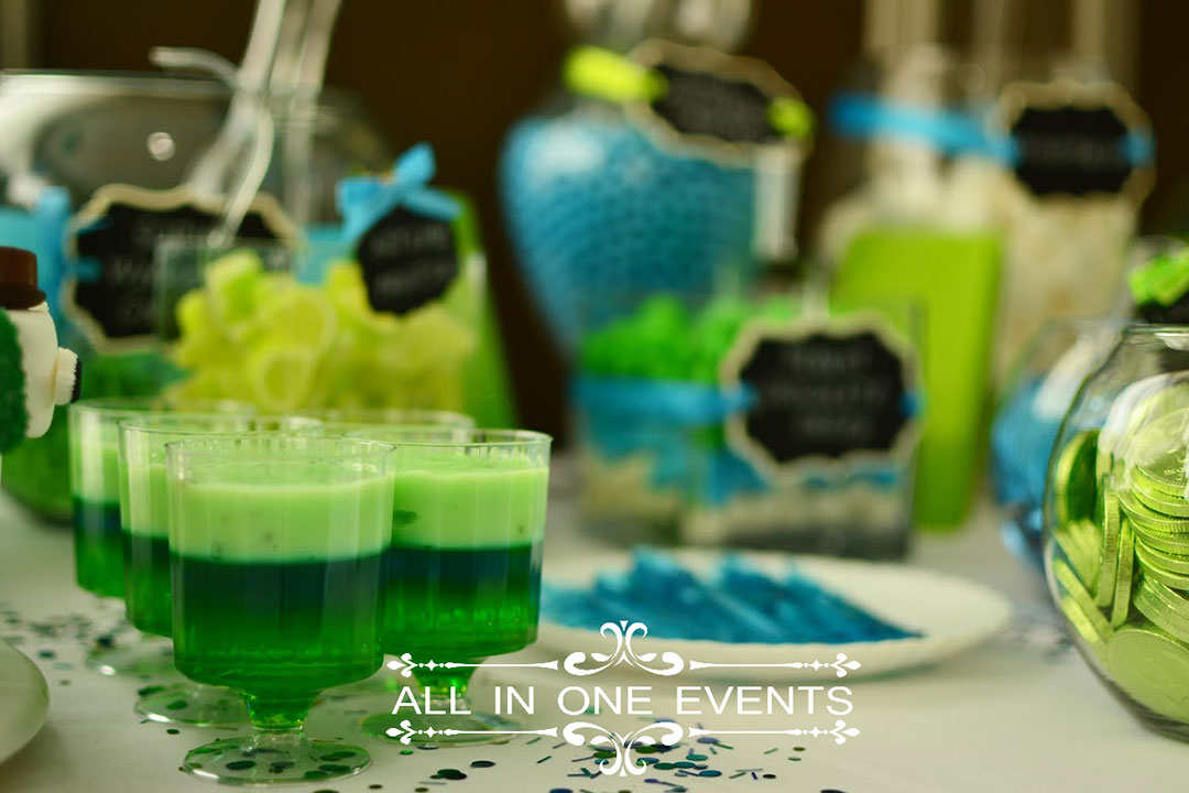 Mira's Baby Shower - All In One Events
