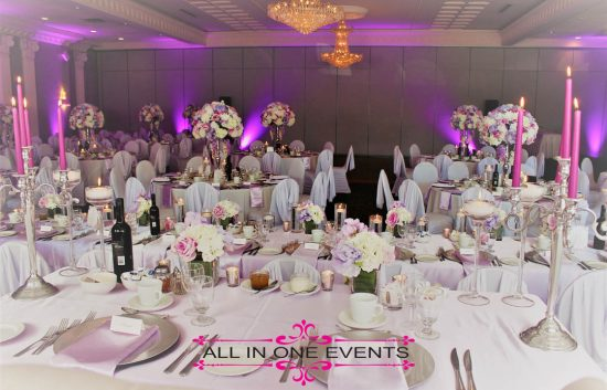 All In One Events - Tyler & Palmina's Wedding